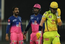 RR Vs CSK: Tewatia Spins Rajasthan To Win After Samson-Smith Blast