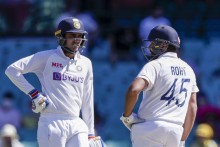 4th Test, Day 5: Rohit, Gill Resume IND's Chase