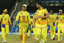 Chennai Super Kings Beat Kolkata Knight Riders In Mumbai Thriller