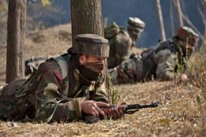 Infiltration Bid By Heavily Armed Militant Group In J&K's Uri,  Army Operation On
