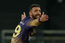 Chakravarthy Beaks 115-run Stand; Gaikwad Out For 64