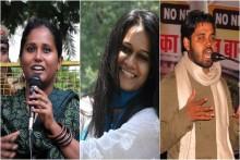 Student Activists Natasha, Devangana, Asif Released From Prison On Bail