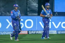 Rohit, Quinton Give Mumbai Steady Start