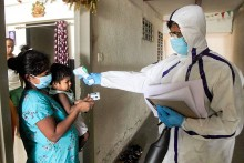Record 24,850 People Test Positive For Covid-19 In Single-Day In India