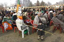 BJP's Choice Of Candidates For Kashmir Surprises No One