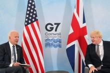 G-7 To Donate 1 Billion Coronavirus Vaccines To Countries In Need