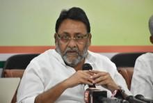 No Chance Of Sena Backing Cong–NCP Govt In Maha: Nawab Malik