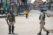 Days After BJP Leader's Killing In Kashmir, Another Party Worker Kidnapped