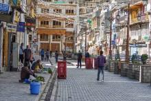 Ladakh BJP Chief Meets Amit Shah, Seeks More Powers