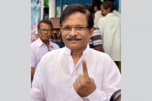 AYUSH Minister Shripad Naik Tests Covid Positive, Opts For Home Isolation