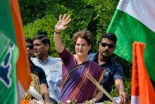 How Priyanka Gandhi Threw A Scrumptious Varanasi Nugget, And How The Media Lapped It Up!