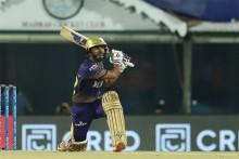 Rahul Tripathi Departs After Hitting 28-ball Fifty