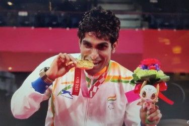'Told Myself I Am The Best': Pramod Bhagat After Paralympics 2020 Badminton Gold
