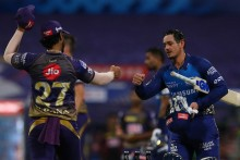 MI Vs KKR: Mumbai Whip Kolkata After De Kock, Rohit Blitz