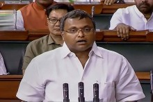 Congress MP Karti Chidambaram Tests Positive For Covid-19, Goes Under Home Quarantine
