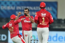 DC Vs KXIP Live: Shami Rocks Delhi Capitals In Dubai
