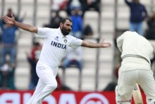New Zealand All Out For 249; Lead India By 32 Runs