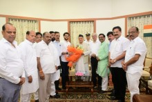All Dressed Up And Nowhere To Go For Sena As Cong, NCP Pass The Buck On Govt Formation