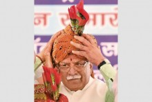 'Ab Ki Baar 75 Paar' -- Manoharlal Khattar's Big BJP Dream In Haryana
