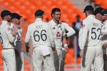 India Reach 153/6, Trail By 52 Runs At Tea