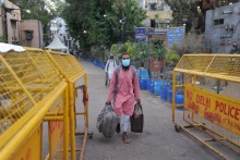 175 People From Delhi's Nizamuddin Being Tested For Covid-19, Police Cordon Off Area