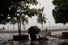 Cyclone Nisarga Makes Landfall In Alibaug