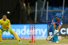 DC Vs CSK: Century For Dhawan, Delhi Need 17 In Six