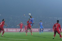 Highlights, World Cup Qualifier: Super Sub Len Doungel Scores As India Hold Afghanistan