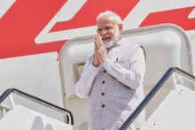 'Howdy Houston,' Says PM Modi As He Touches Down In Texas For Mega US Visit