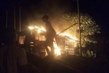 Violent Clashes Break Out At Assam-Mizoram Border