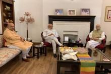Lok Sabha Election Results Live Updates: PM Modi, Amit Shah Meet L K Advani