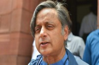 'Wasn't Paying Attention In History Class': Tharoor's Dig At Shah