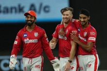 KXIP Vs DC: Neesham Strikes, Shaw Out; Delhi 53/1 (6)
