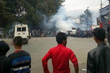 10 Stabbed, Cars Torched: Curfew In Parts Of Shillong As Clashes Erupt Post-CAA Meet