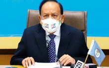 'Covid-Suitable Behaviour Is Best Vaccine': Harsh Vardhan