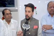 'See The Mood Of People Of Delhi': Anurag Thakur Defends '<em>Goli Maaro...</em>' Slogan