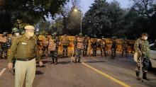 Four Ladakh Students Held Over Blast Near Israel Embassy In Delhi