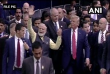 'Trump's Visit Won't Make Any Difference To Lives Of Indians': Sena