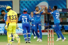 CSK Vs DC LIVE: Chennai Lose Openers, At 34/2 Chasing 176