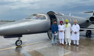 New Punjab CM Faces Flak For Using Chartered Flight To Travel To Delhi