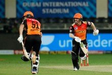 KXIP Vs SRH: Rousing Start From Hyderabad, 22/0; Target 127