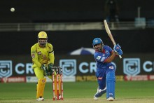 CSK Vs DC LIVE: Dhawan Gifts Wicket But Shaw On Fire, Delhi 94/1