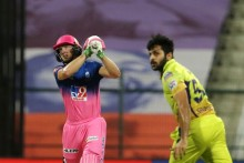 CSK Vs RR: Smith, Buttler Rebuild Rajasthan; Need 43 In 42
