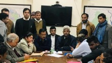 After 6 Hours In Queue, Kejriwal Files Nomination For Delhi Polls
