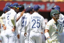 4th Test, Day 1: IND Take Early Honours; AUS 65/2 At Lunch