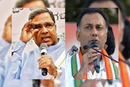 After Congress Poor Show In Karnataka, Siddaramaiah, Dinesh Gundu Rao Resign