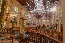 Easter Sunday Blasts Expose Sri Lanka's Fractured Polity: Is Peace At Stake Again?