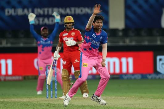 Never Under Pressure, Says Rajasthan Royals' Kartik Tyagi