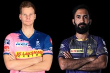 RR Vs KKR LIVE: Smith Wins Toss, Rajasthan Bowl First