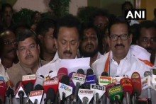 For Lok Sabha Polls, DMK Gives 9 Seats To Congress In Tamil Nadu